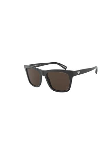 Emporio Armani  Gözlük Erkek Gözlük 0Ea4142 504273 55 Siyah